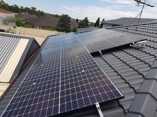 Aztech Solar Newcastle