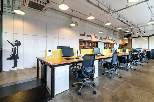 Why is interior design important for the office?